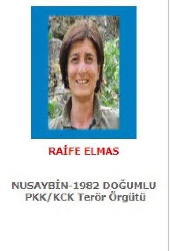 1,5 milyon lira ödüllü terörist etkisiz hale getirildi