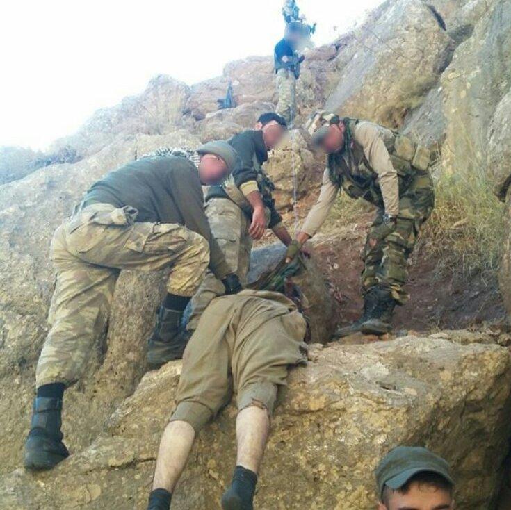 Mehmetçik PKK'ya nefes aldırmıyor