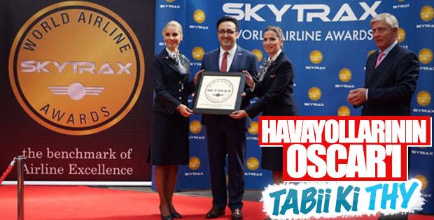 THY, 9. kez en iyi havayolu şirketi seçildi