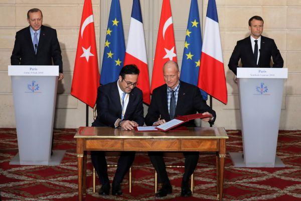THY, Airbus'la 25 uçak için sözleşme imzaladı