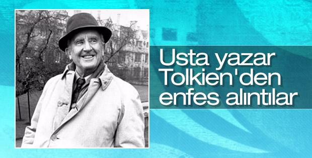 J. R. R. Tolkien'den yaşama dair 17 özel alıntı