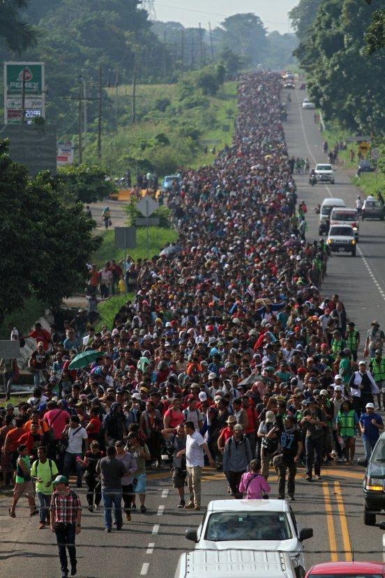Donald Trump'ın göçmenlere karşı tavrı net