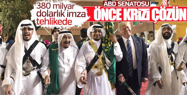 Katar krizi ABD'nin silah anlaşmasını etkileyebilir