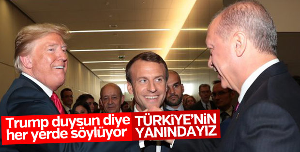 Macron, Türkiye ile stratejik ortaklıktan yana