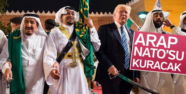 Trump'tan İran'a karşı Arap NATO'su