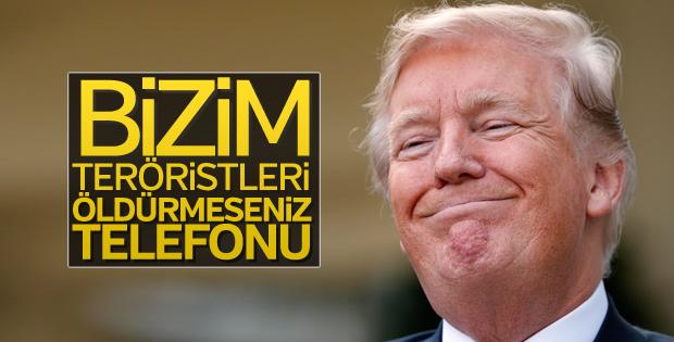 Cumhurbaşkanı, Trump'la görüşecek