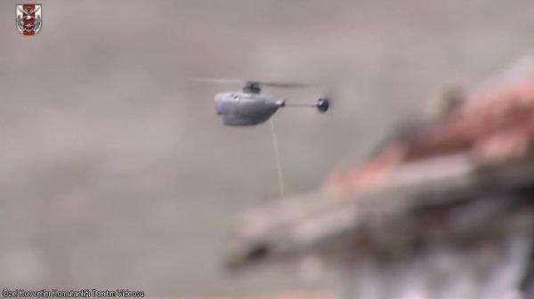 TSK'da mikro drone devrimi
