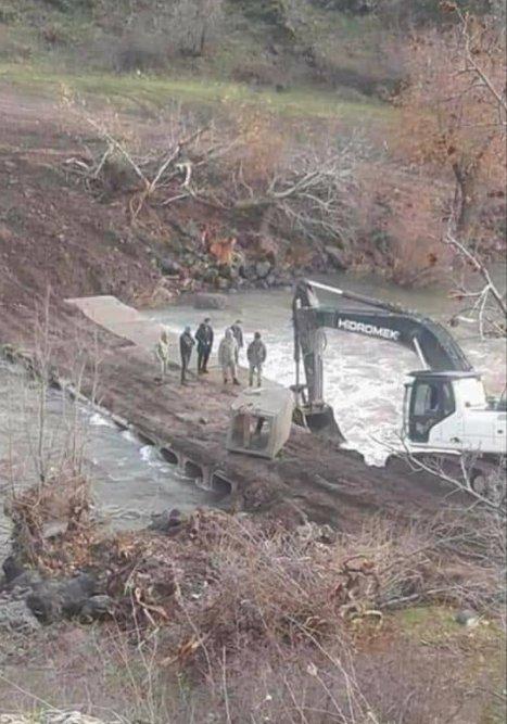 Mehmetçik Irak'ın kuzeyinde PKK'nın peşinde