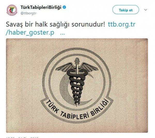 TTB Merkez Konseyi'ne soruşturma