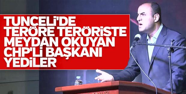 PKK'yı eleştiren CHP'li Başkan seçilemedi