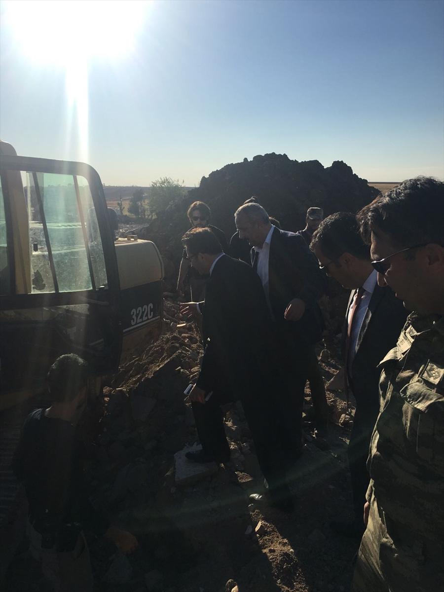 Nusaybin'de PKK tüneli bulundu