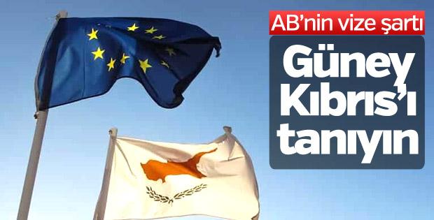Avrupa Birliği'nden Türkiye'ye Kıbrıs şartı