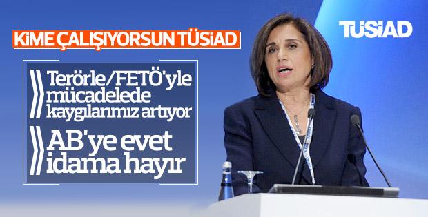 TÜSİAD Başkanı'nın kaygısı arttı: OHAL'i kaldırın