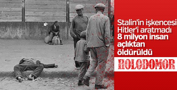 Stalin'in suni kıtlık cezası: Holodomor