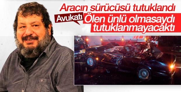Erdal Tosun'un ölümüne sebep olan sürücü tutuklandı