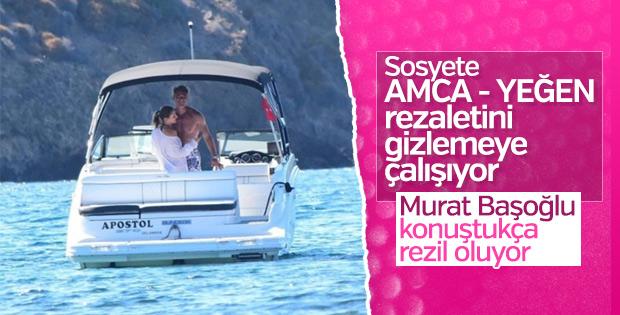 Murat Başoğlu'nun öpüşürken yakalandığı yeğeni boşanıyor