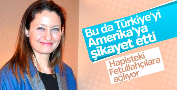 Şafak Pavey ABD'de Türkiye'deki cezaevi koşullarını yazdı