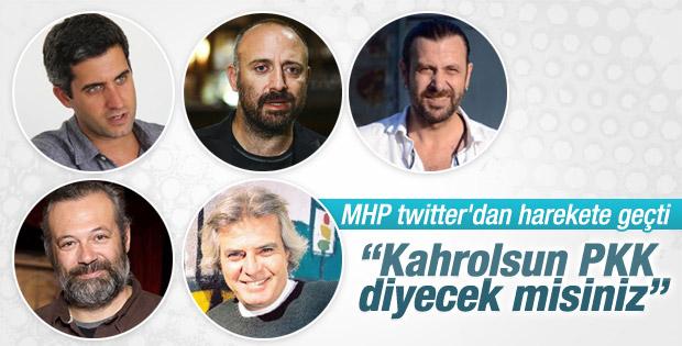 MHP'den ünlü isimlere çağrı