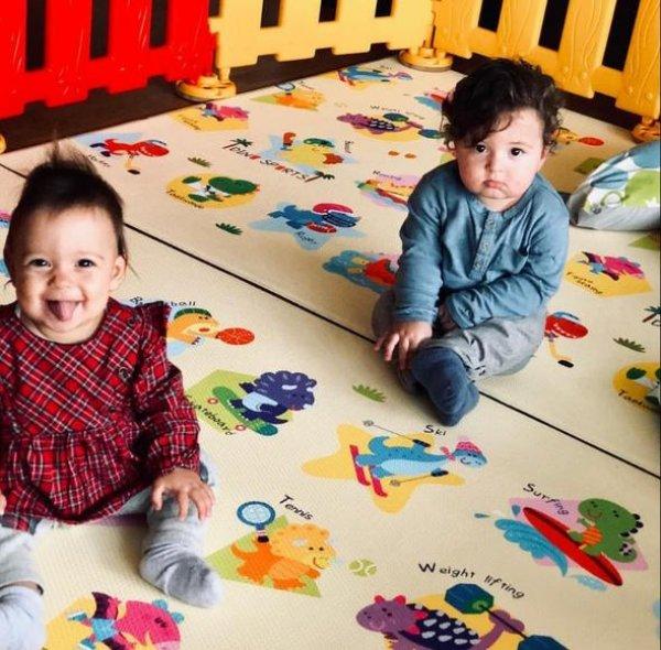 Fettah Can'ın ikizleri büyüdü