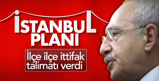 Kemal Kılıçdaroğlu'nun İstanbul planı