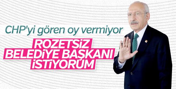 Kılıçdaroğlu'nun rozetsiz belediye başkanı adayı planı