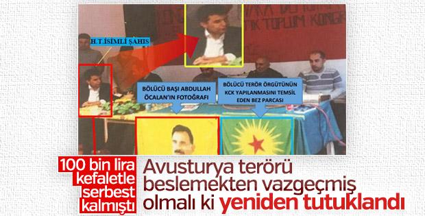 PKK destekçisi iş adamı tutuklandı