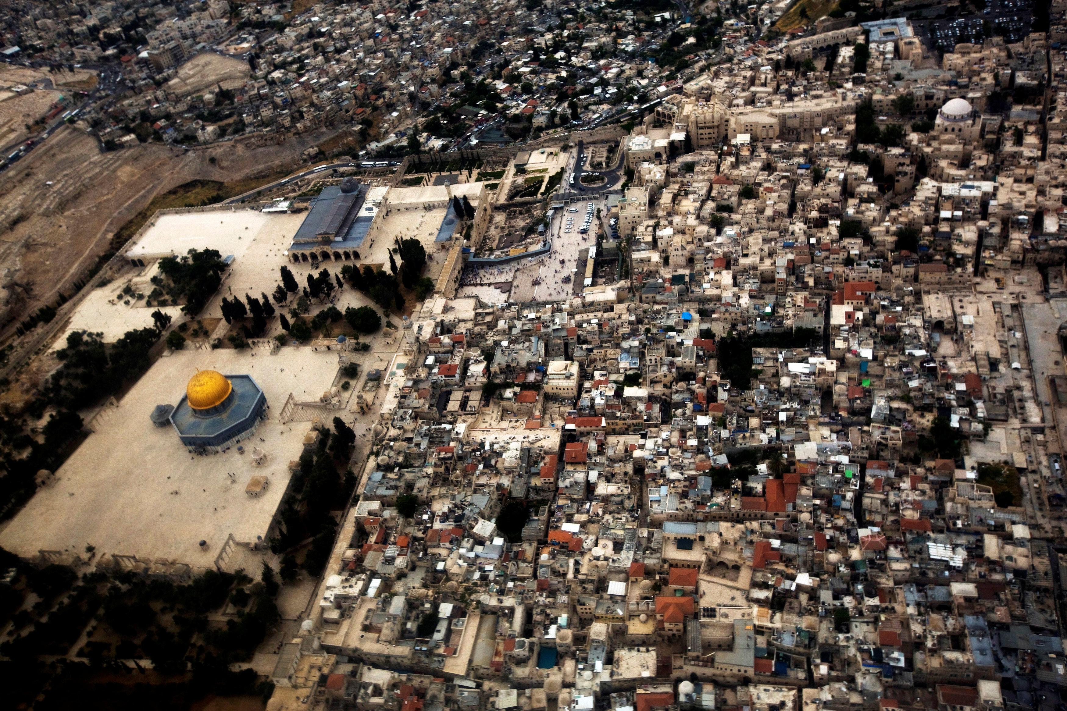 Vatican is concerned about US's plans over Jerusalem