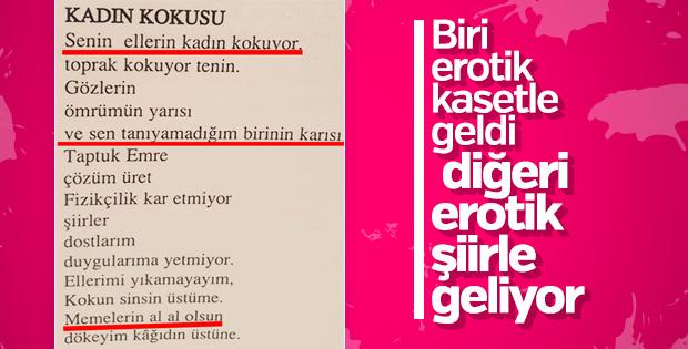 CHP'nin adayı Muharrem İnce'nin erotik kitabı: Tatanka