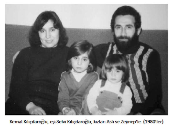 Kemal Kılıçdaroğlu'nun gençlik fotoğrafları yayımlandı