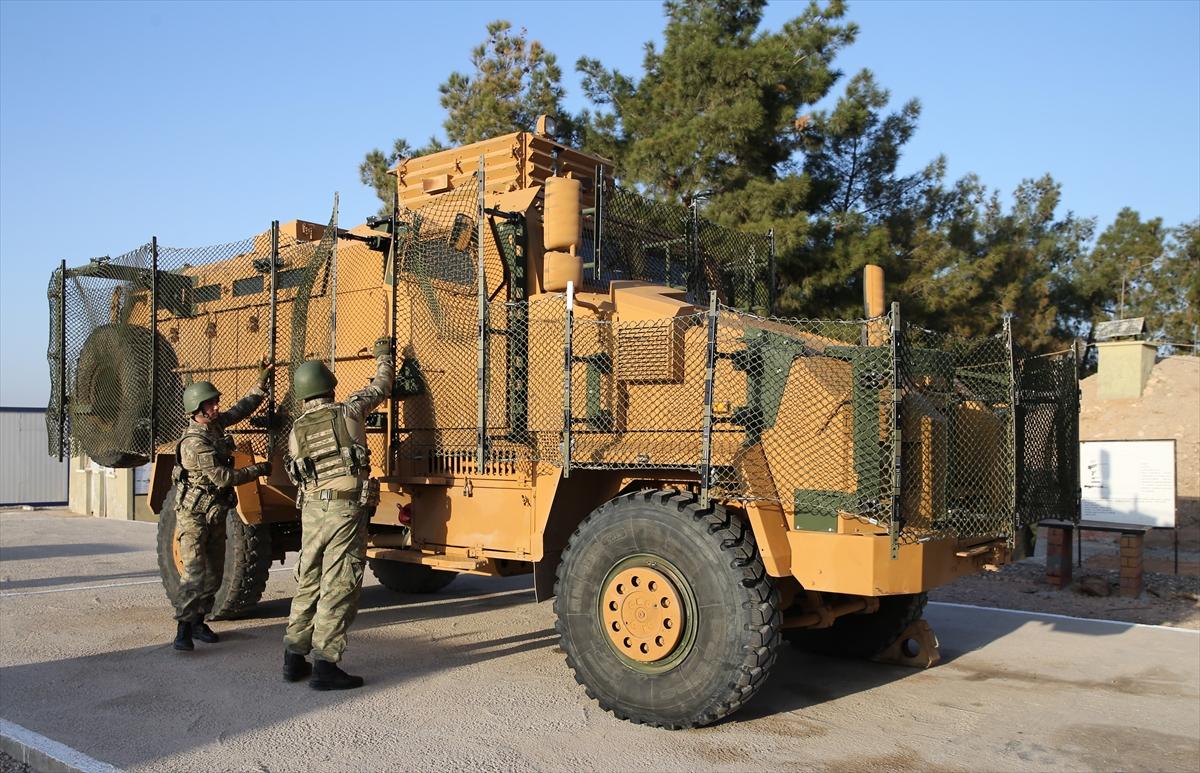 """TSK'dan Olası Saldırılara Karşı """"Roket Koruma Ağı"""""""