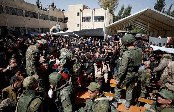 Suriye'den askeri operasyon açıklaması