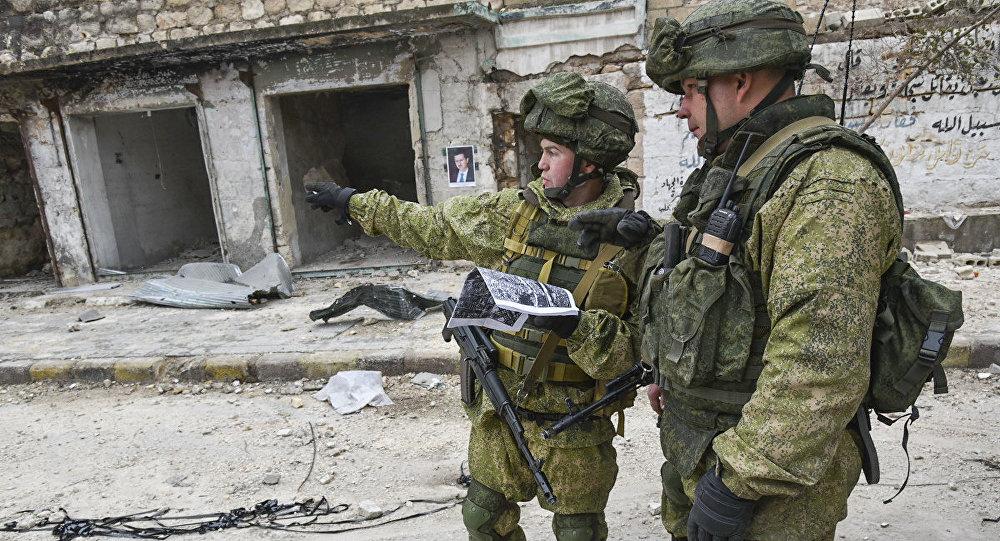 Rusya Suriye'den çekiliyor