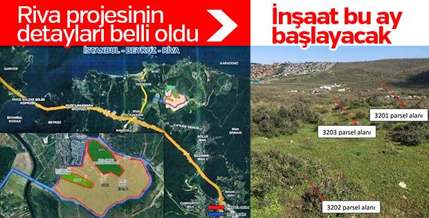 Galatasaray Riva projesinin çalışmaları hızlandı