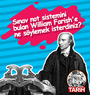 Not verme sistemini bulan öğretmen: William Farish