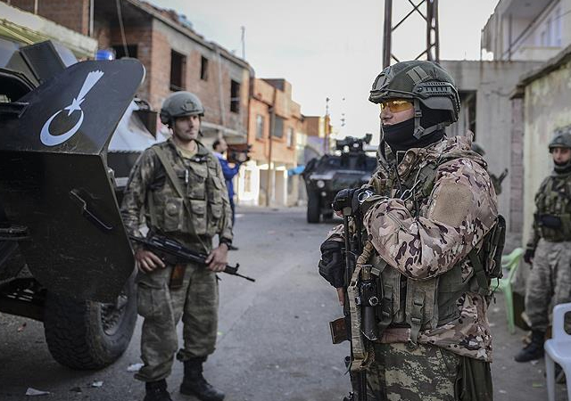 150 terörist etkisiz hale getirildi