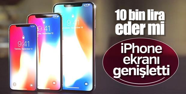 iPhone 9 ve iPhone X Plus'ın görüntüleri sızdı