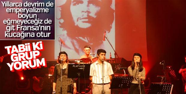 Grup Yorum'un 2 üyesi Fransa'ya iltica etti
