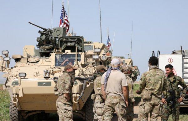 ABD ordusu PKK'lılara patlayıcı eğitimi veriyor