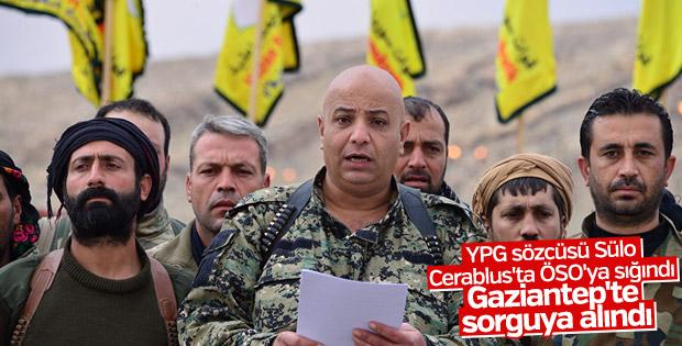 YPG'nin sözcüsü ÖSO'ya teslim oldu