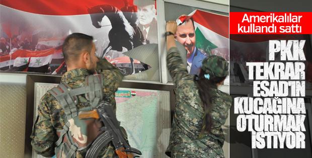 YPG Esad'la görüşmeye hazır