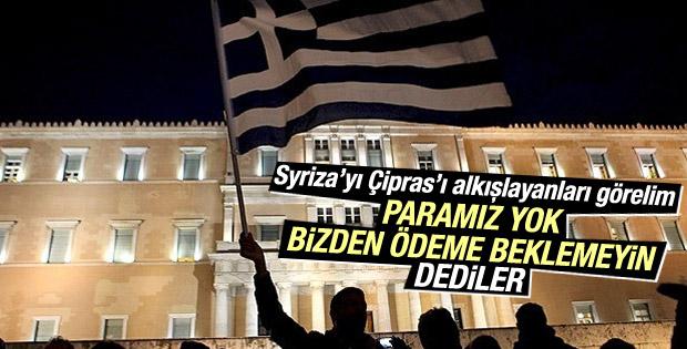 Yunanistan IMF'ye olan borcunu ödemeyecek