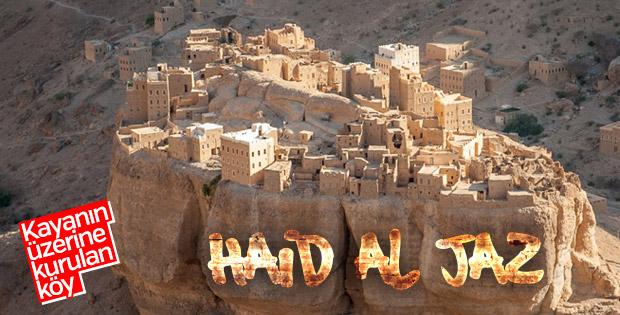 Yüzüklerin Efendisi filmini anımsatan köy: Haid Al- Jaz