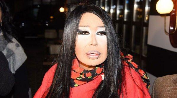 Ayşe Tolga: Diva'nın yüzü tanınmaz halde
