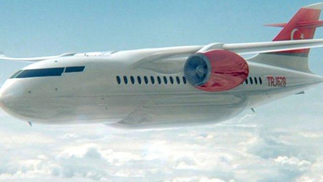 yerli yolcu uçağı ile ilgili görsel sonucu