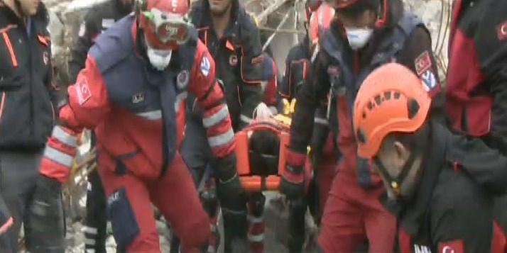 Zeytinburnu'nda büyük çaplı deprem tatbikatı