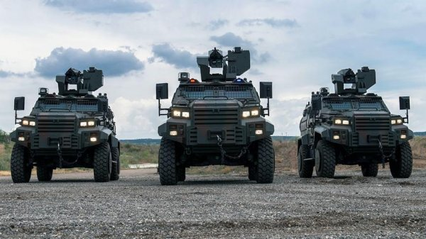 Zırhlı araçlar sürücü olmadan da görev yapabilecek