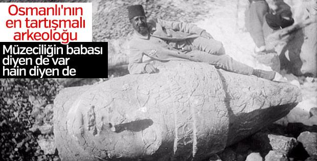 Osman Hamdi Bey döneminde arkeoloji