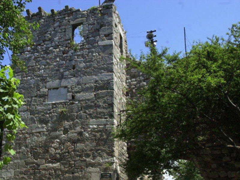 Bagrat Kalesi - Abhazyanın en eski yerlerinden biri 35