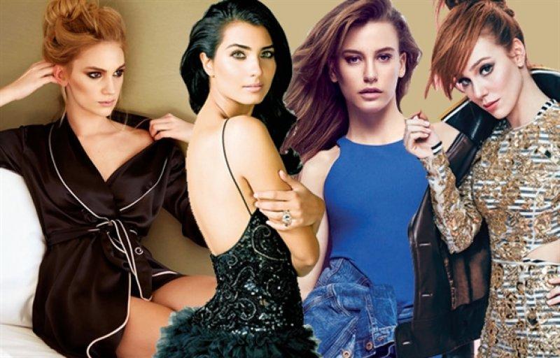Türkiyenin En Güzel 10 Kadını