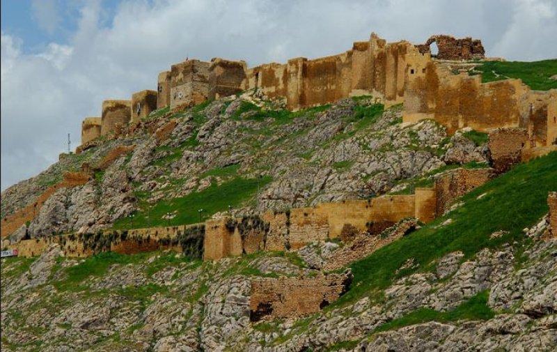 Bagrat Kalesi - Abhazyanın en eski yerlerinden biri 2